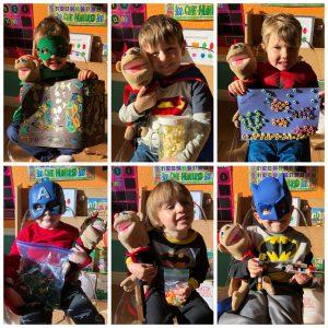 100 Day Preschool Activities