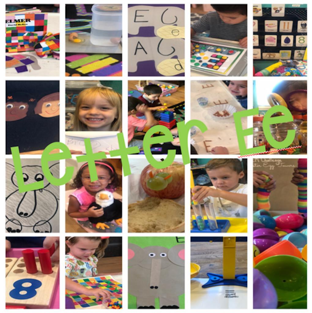 preschool-letter-e-centers-pics