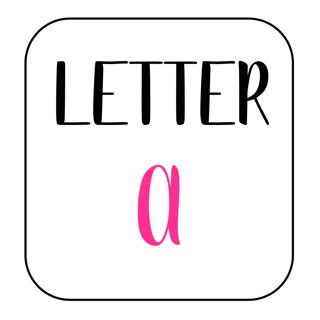 letter-a-preschool-activities