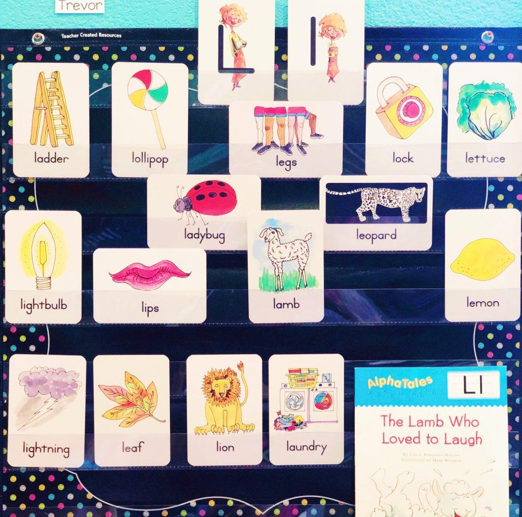 preschool-letter-l-word-wall