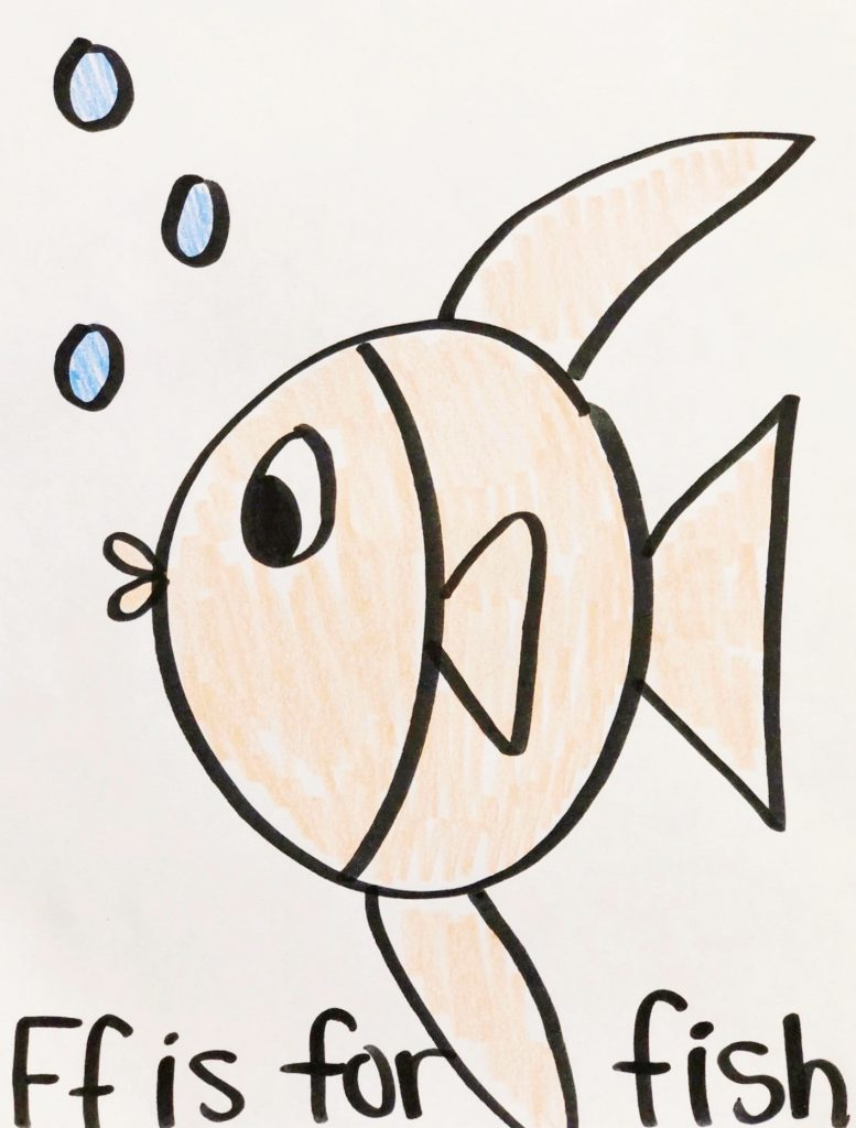 preschool-fish-direct-draw