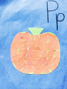 preschool-pumpkin-torn-paper-craft-art