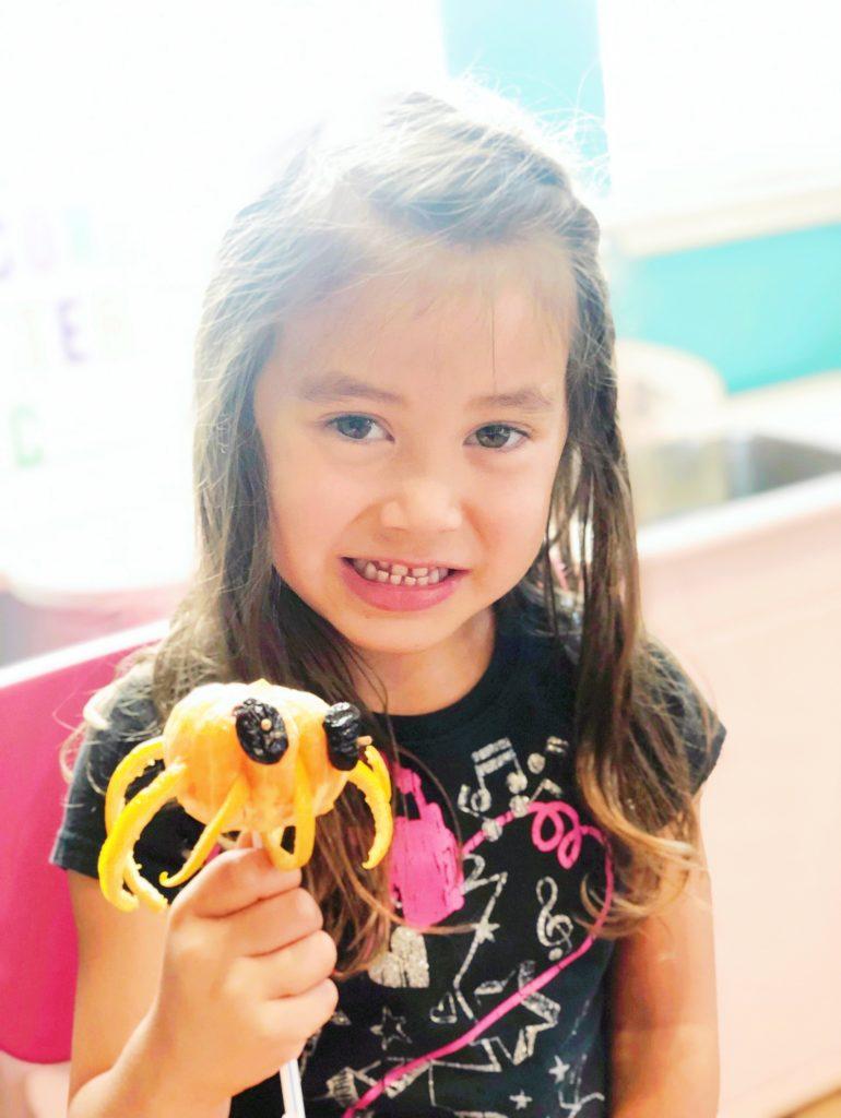 preschool-octopus-snack